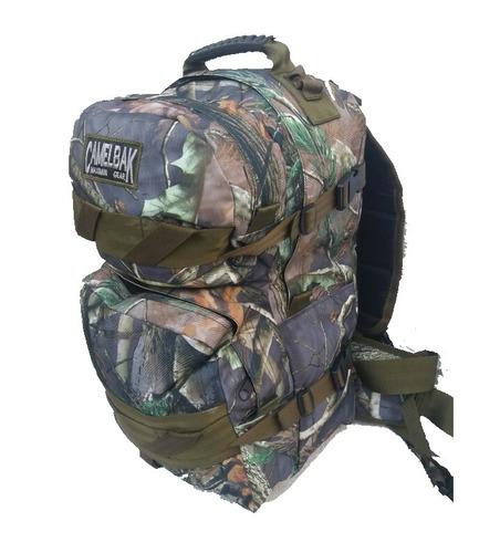 mochila militar camelbak multicam/negra/pixelada/desertica