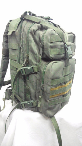 mochila militar mini molle 40 litros
