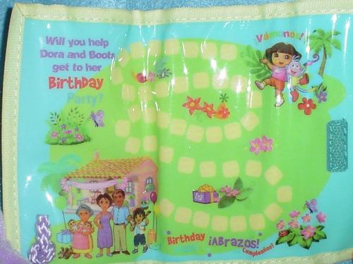 mochila mochila de dora original con mapa desdoblable
