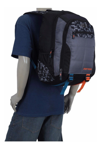 mochila mormaii esportiva escolar 80002