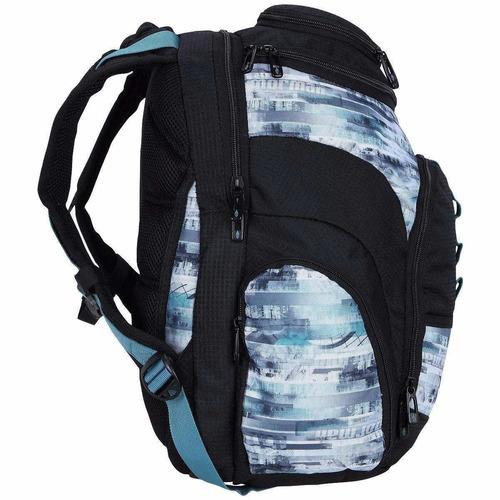 mochila mormaii legend masculina preta e azul