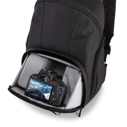 mochila / morral compacto cámaras dslr case logic tbc-411