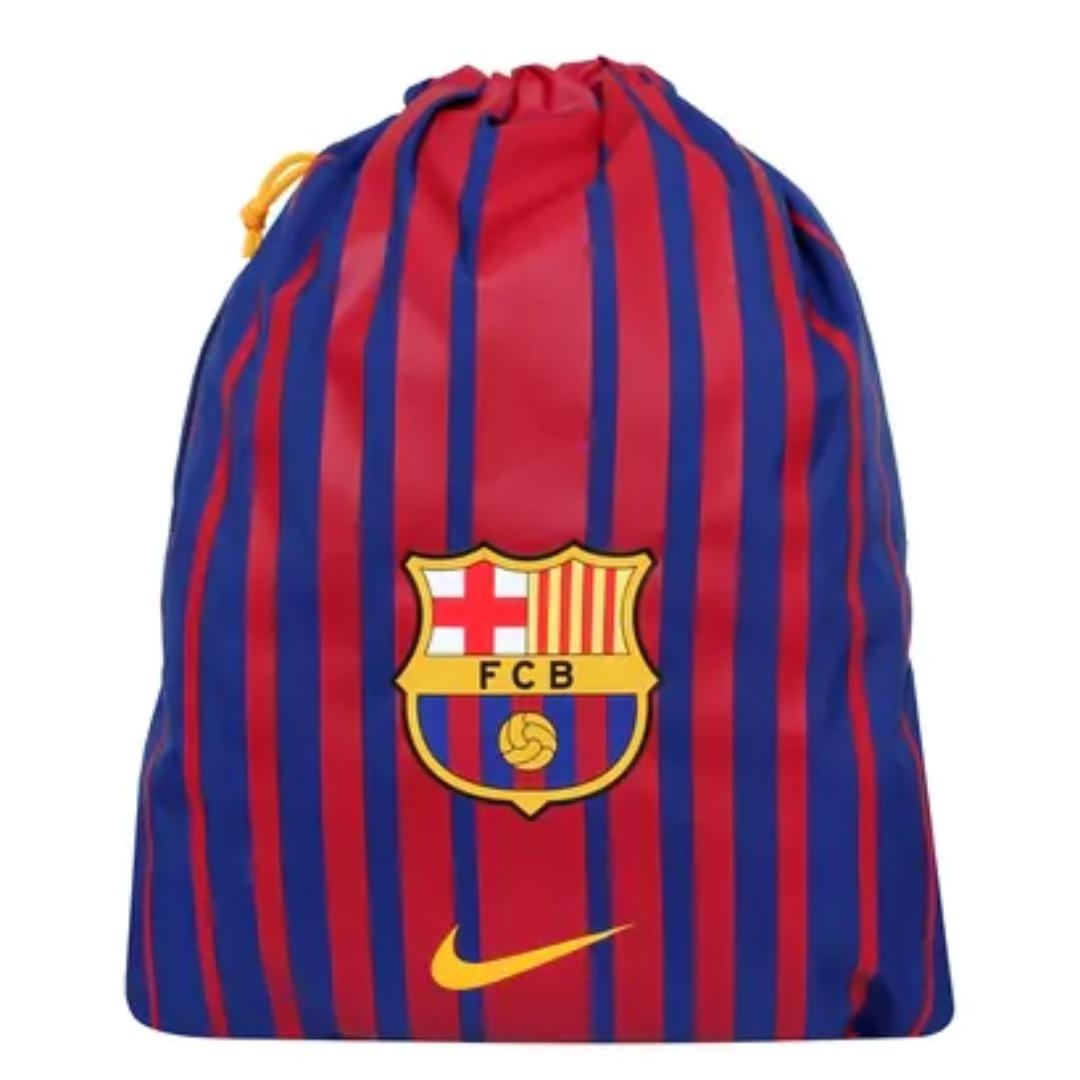 Mochila Morral Nike Del Barcelona Gym 6dd5a19cb39