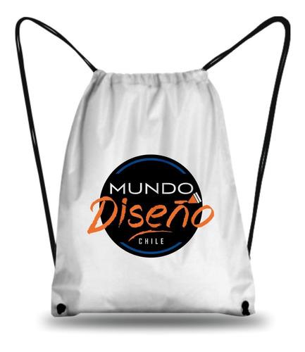 mochila morral personalizada estampada sublimada