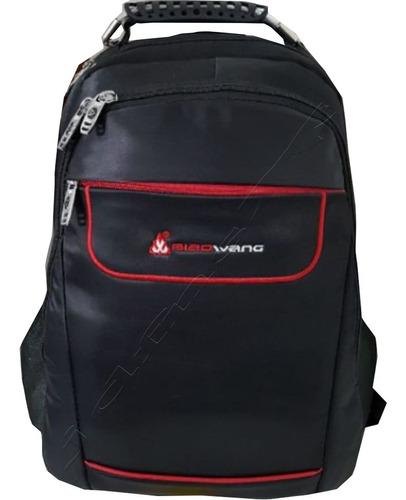 mochila motoboy impermeável notebook 17  anti choque bw2005