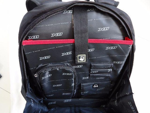 mochila motoqueiro x11 hardcase notebook forro impermeavel