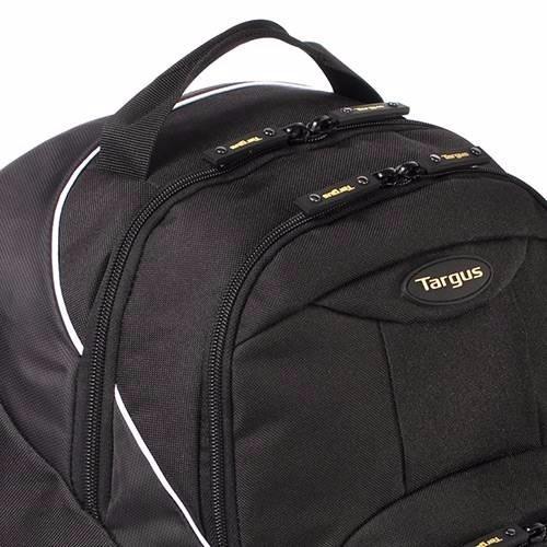 mochila motor backpack notebook 16'' tsb194us targus preto