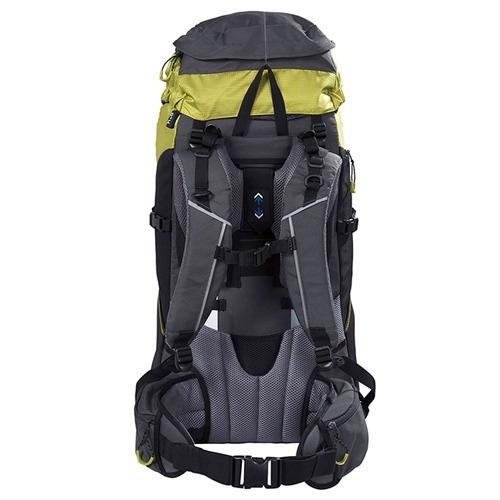 mochila mountain warehouse carrion 65l rucksack
