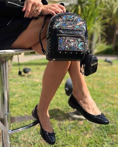 mochila mujer art: