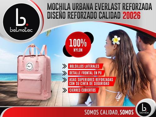 mochila mujer hombre urbana reforzada diseño calidad bolso