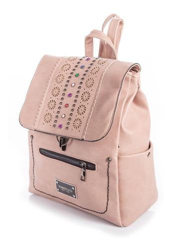 mochila mujer urbana eco cuero envio cuotas