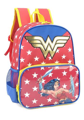 mochila  mulher maravilha -32941