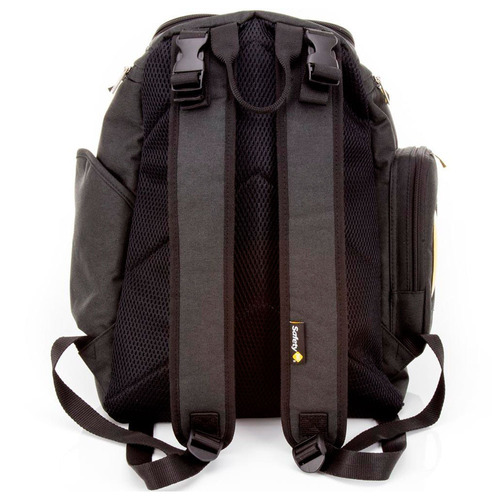 mochila multifuncional - back pack - safety 1st