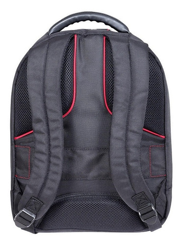 mochila nasdaq laptop mochila 633 negro s saxoline