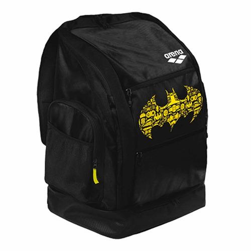 mochila natación arena super hero batman spiky large 40 lts