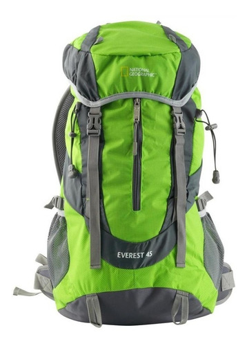 mochila national geographic everest 45 lts camping trekking