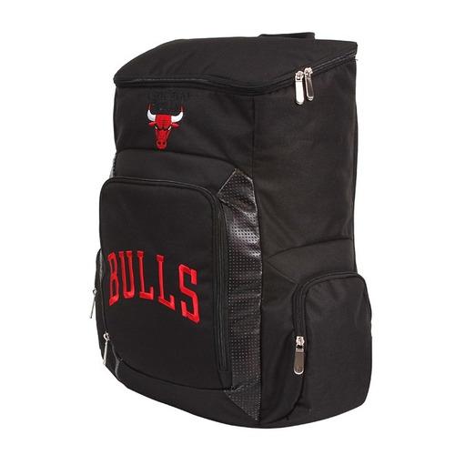mochila nba chicago bulls dermiwil - tamanho grande