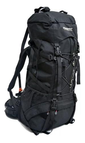 mochila nexxt voyager 75 litros trekking el combatiente