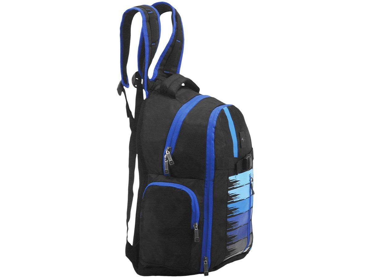 d900c5efb Mochila Nicoboco Azul E Preto Xeryus Sports 7414 - R$ 149,90 em ...