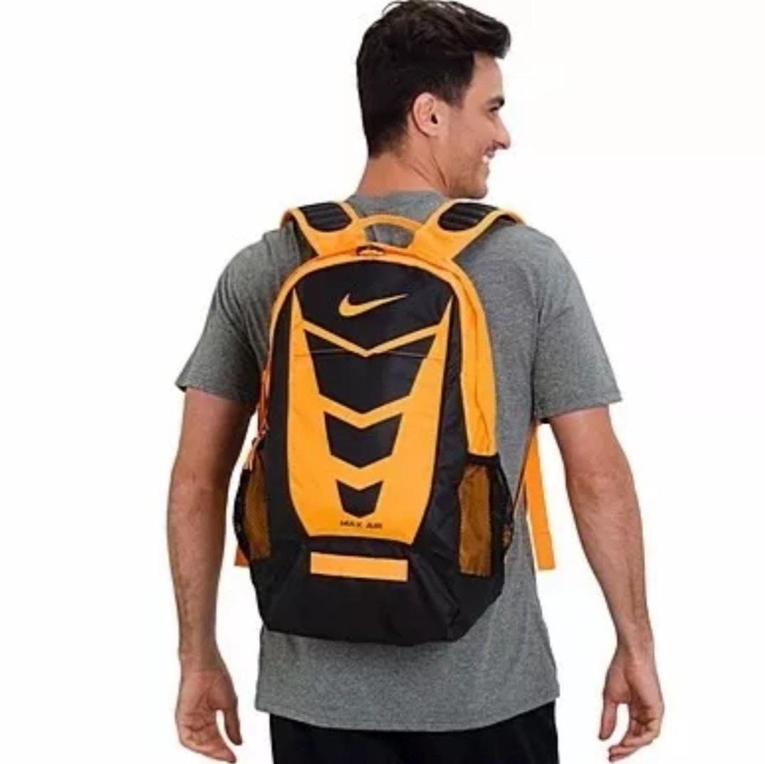 1a75da60a Mochila Nike Air Max Vapor Média (amarelo Mostarda) - R$ 199,90 em ...