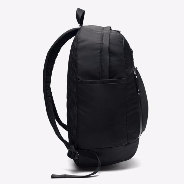 Mochila Nike Aura Solid - Preta - R  259 a8e8758221f54