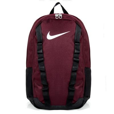 Mochila Nike Brasilia 7 Medium - Original - Promoção - Vinho - R ... e92f34c6bcc