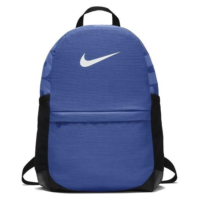 beb5b7f37 Mochila Nike Brasilia Azul Original- Envio Com Nota Fiscal - R$ 159 ...