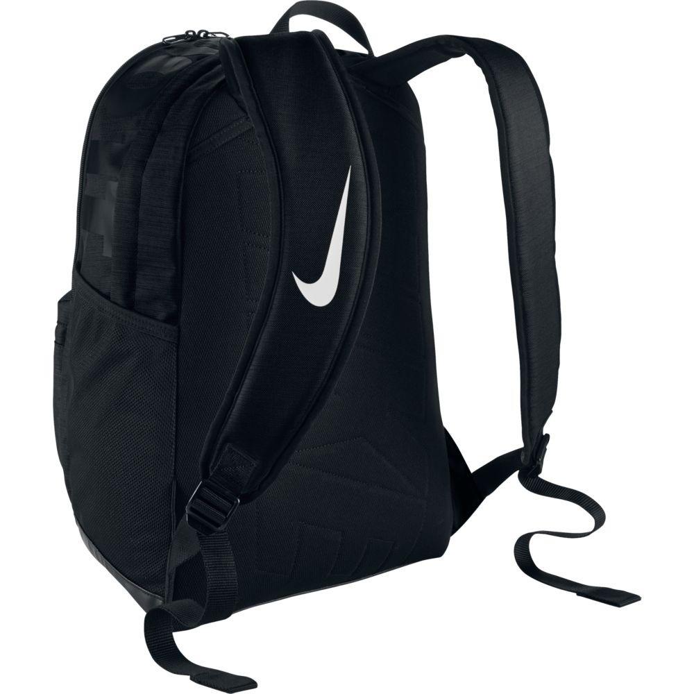 0142995f2 mochila nike brasilia backpack ba5329-010 | cor: preto. Carregando zoom.