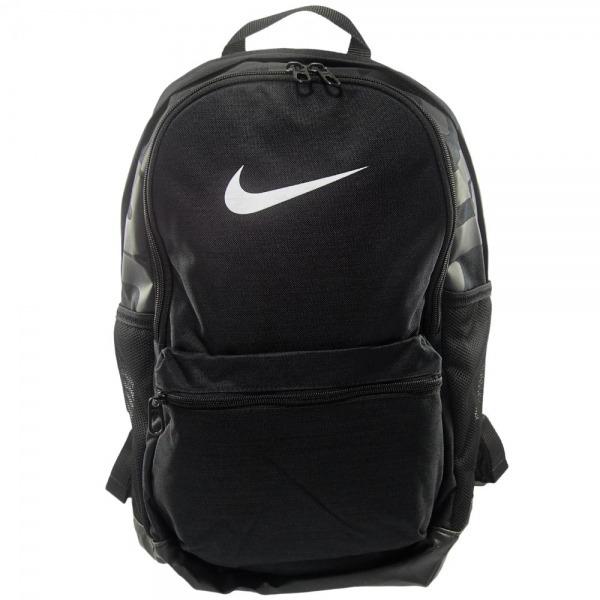d54fdbdcc Mochila Nike Brasilia Backpack Ba5329-010 | Cor: Preto - R$ 125,00 ...