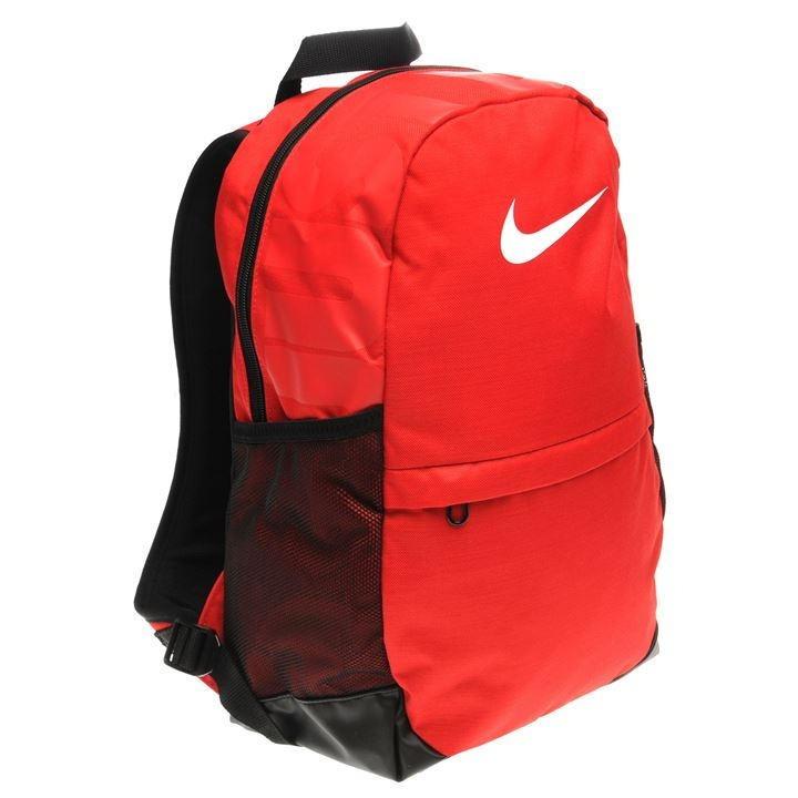 b7077c7e3e0e1 Mochila Nike Brasilia Backpack Rojo -   540.00 en Mercado Libre