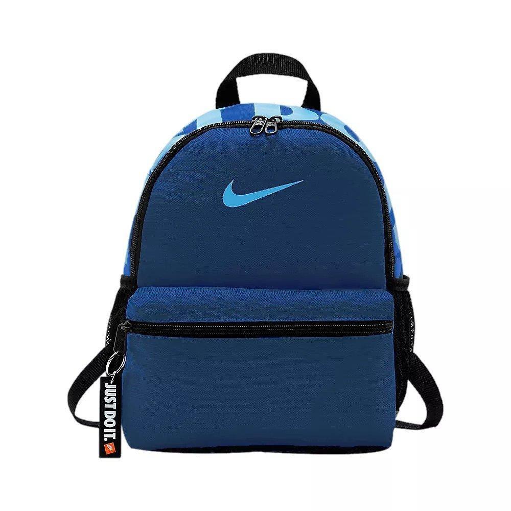 Carregando zoom. f67837738a733f  Mochila Nike Brasilia Jdi Mini Infantil  Ba5559-431 - R 99 c85577197f24b