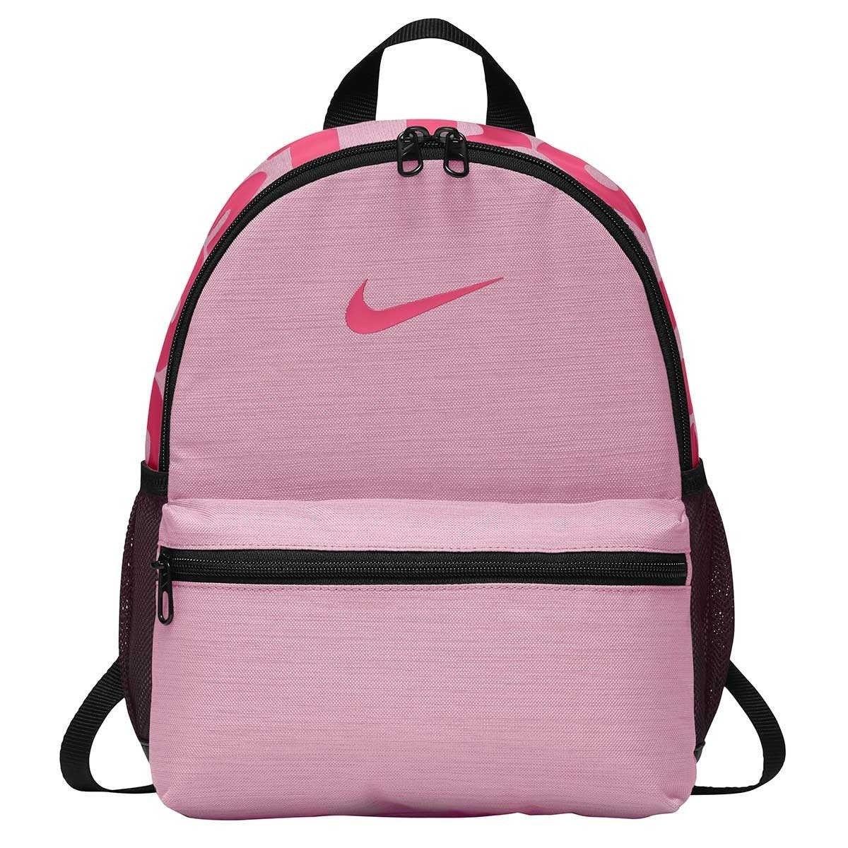 e2918b1ce Mochila Nike Brasilia Just Do It Rosa Mujer Niña Original - $ 1.148 ...