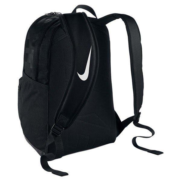 Mochila Nike Brasilia Medium Preta - R  124 3a9a53d003b
