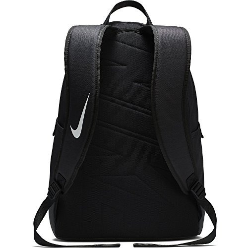 398182785 Mochila Nike Brasilia, Negro / Negro / Blanco, X-large - $ 1,655.39 ...