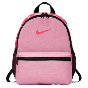 Mochila Rosa Dama Nike 32x24x12 Dtt Poliester W88228 Escolar m0PywOnNv8