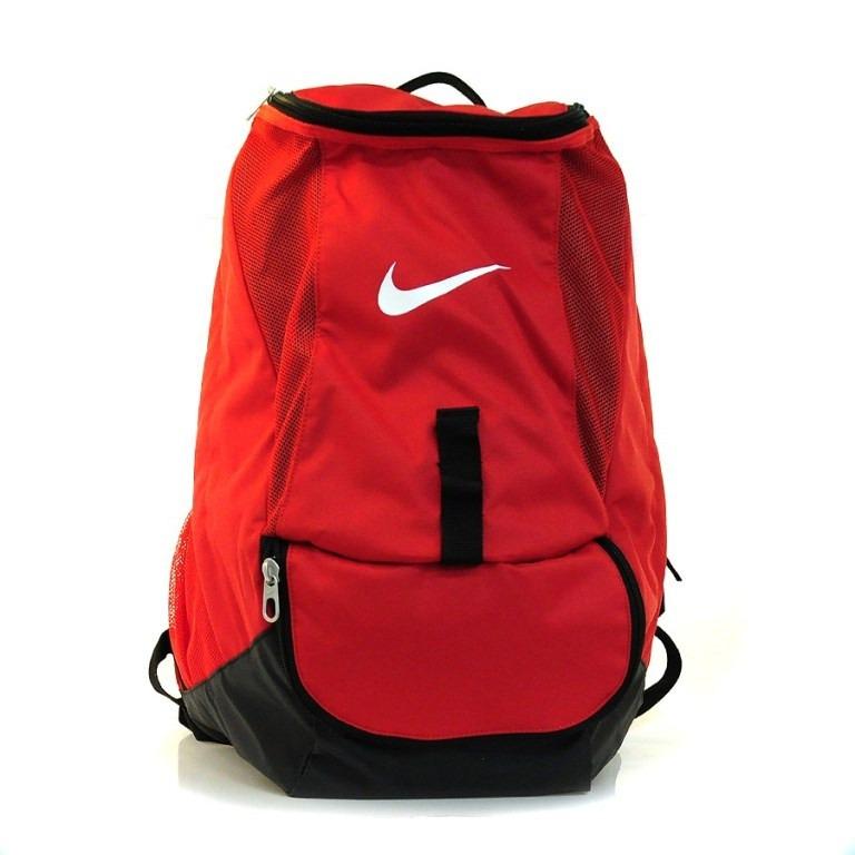 be392e7f6 Mochila Nike Club Team Swoosh - Ba5190-657 - R$ 129,90 em Mercado Livre
