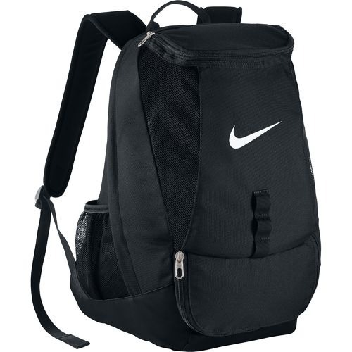 041a31ebc Mochila Nike Club Team Swoosh Preta - Soccer - Promoção - R$ 158,99 em  Mercado Livre