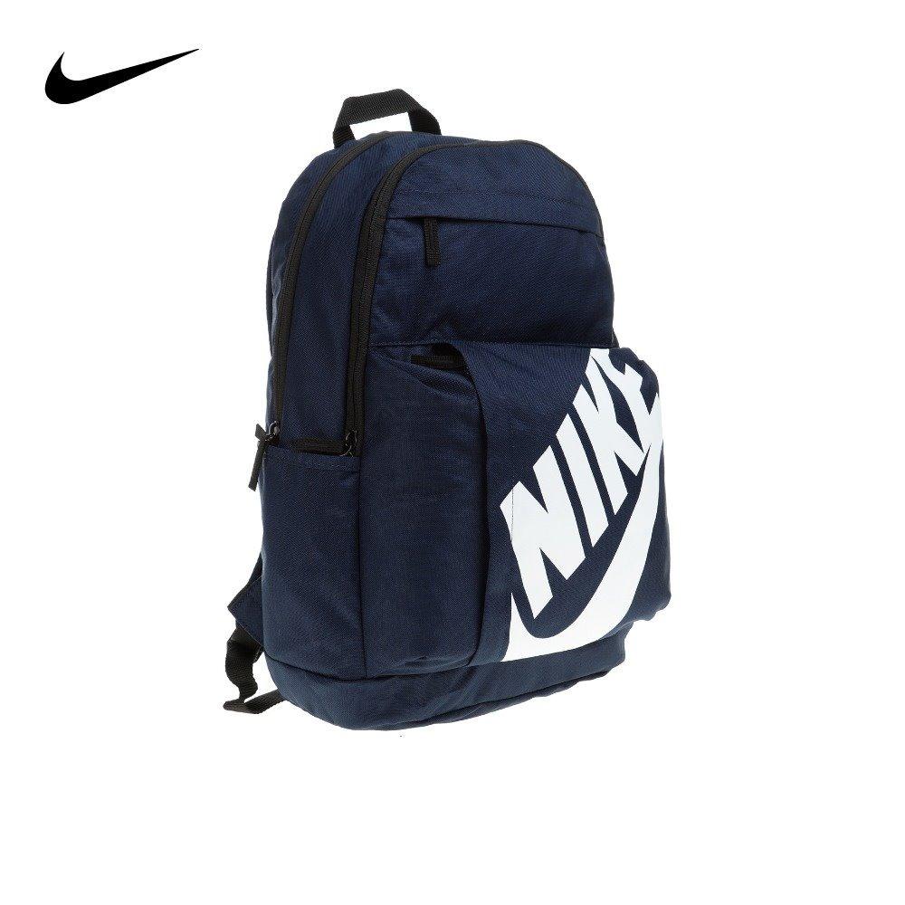 Mochila Nike Elemental Backpack Azul Marino -   650.00 en Mercado Libre 27dbe9e3978