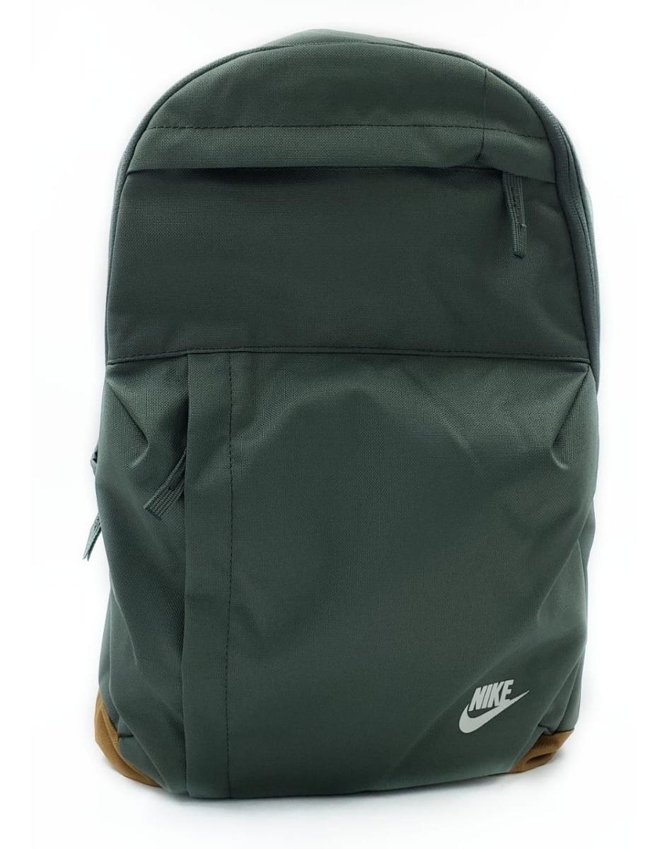344 Mochila Nike Militar Ba5768 Elemental Verde WE2ID9H