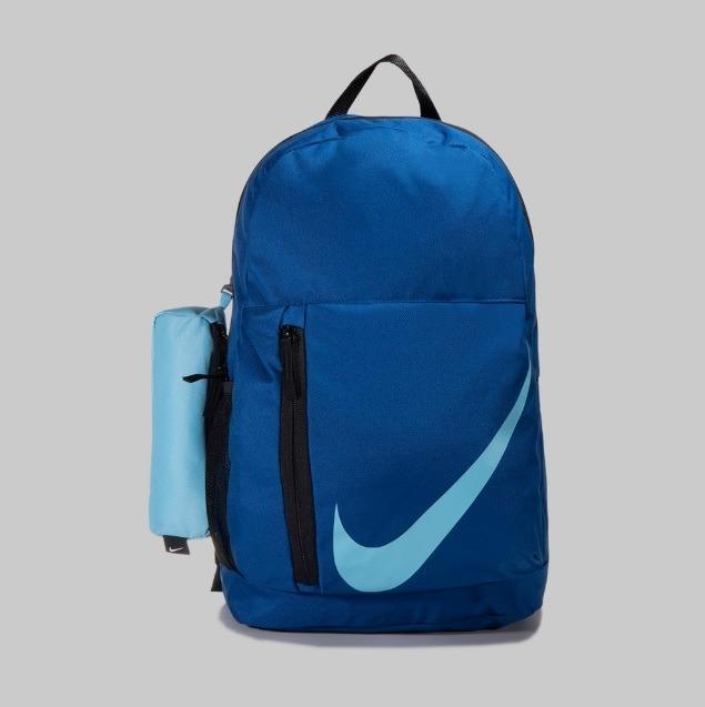 Lapicera Elemental Mochila Nike Con Blue Escolar Jl13cTFK