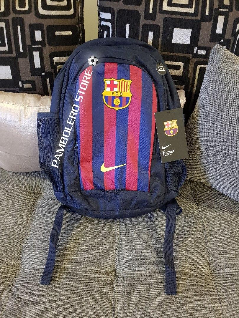 Mochila Nike Fc Barcelona 95906b7d13f