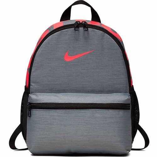 Gris 88951 Mochila Unitalla Nike Con Rosa wkiXOuZPT