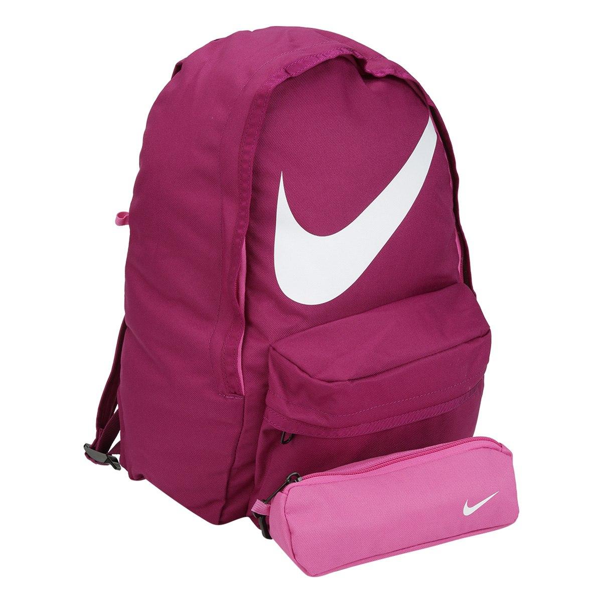 22e3e5689 Mochila Nike Halfday Back To School - 23l - R$ 119,99 em Mercado Livre
