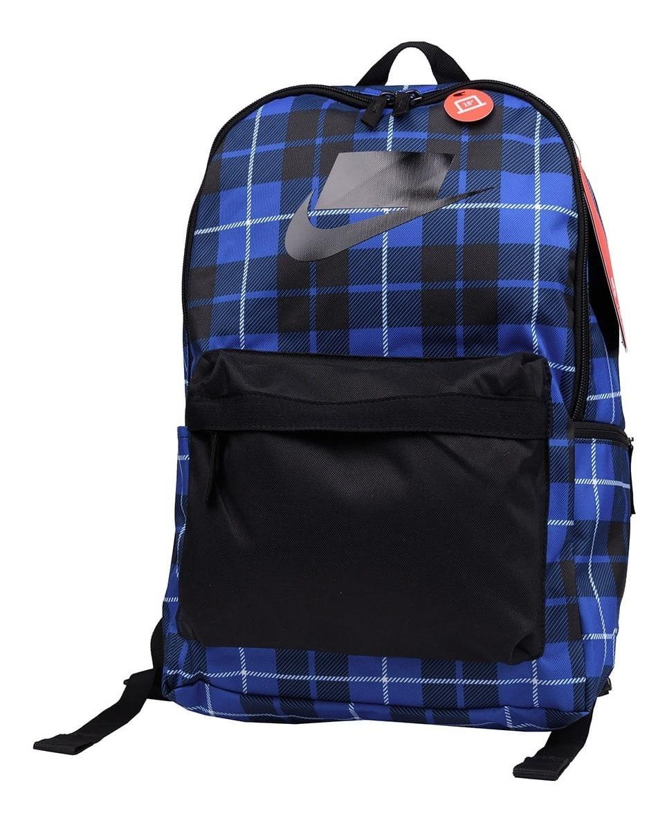 0 Escolar Unisex Ba5880 2 Nike Heritage Mochila 011 Azul UzVqjpGLSM
