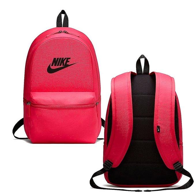b0470bdd7 Mochila Nike Heritage Feminina Rosa Ba5749666 - Original - R$ 179,90 ...