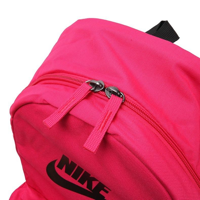 Mochila Nike Heritage Solid Ba5749-666 Pink Original - R  159 656dee82151