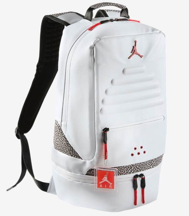 Original Retro Y Nike Jordan Nueva Mochila 3 300 00 Backpack 3 wE0xq