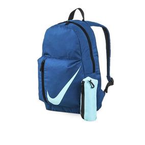 9501e276b Bolso Deportivo Para Niños Nike - Mochilas Azul en Mercado Libre ...