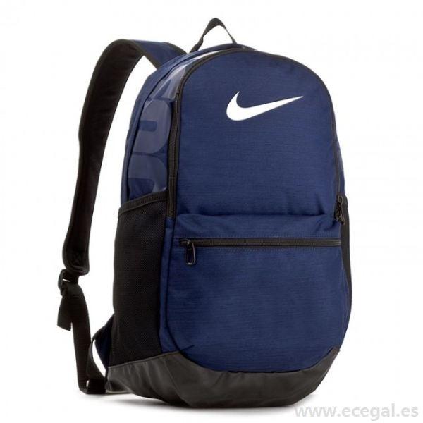 3ef6322a2 Mochila Nike Nk Brsla M Bkpk Marino - $ 899.00 en Mercado Libre