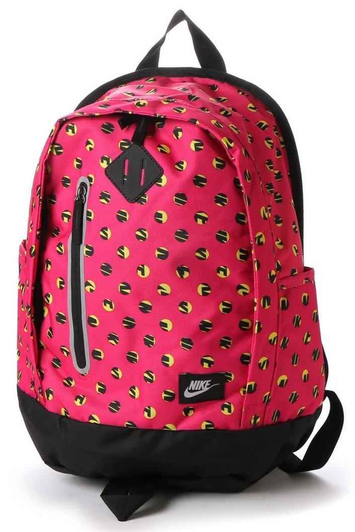 ¡¡original Nike Backpack Rosa Mochila Cheyenne NnX8wOkZP0
